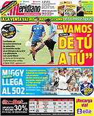 September 02, 2021 - LATIN AMERICA: Front-page: Today's Newspapers In Latin America