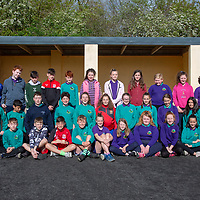 Knockanean NS class photograph