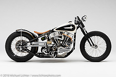 Stacy McCleary White and Black Flat Tracker