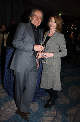 GERALD SCARFE and his wife actress JANE ASHER at the Tatler Restaurant Awards held at The Dorchester, Park Lane, London on 22nd January 2007.<br /><br />NON EXCLUSIVE - WORLD RIGHTS
