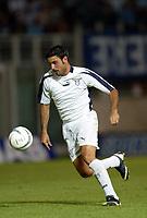 Fotball<br /> 18.07.2003<br /> Lazio v Chelsea<br /> Stefano Fiore - Lazio<br /> Foto: Grafitti/Digitalsport<br /> NORWAY ONLY