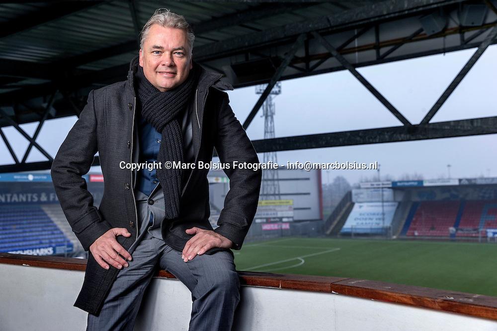 Nederland,  Den Bosch, algemeen directeur vanvoetbalclub  Fc Den Bosch Edward van Wonderen, de broer van oud voetbaaller Kees van Wonderen