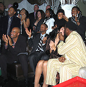 "**EXCLUSIVE**.Boris Kodjoe, Will Smith, Jada Pinkett Smith & Charles ""Charlie Mac"" Alston with his wife Rhea.Will Smith's best friend and confidant, Charles ""Charlie Mac"" Alston 40th Birthday Party.PM Lounge.New York City, NY, United States .Sunday, December 18, 2005 .Photo By Celebrityvibe.com/Photovibe.com.To license this image please call (212) 410 5354; or.Email: sales@celebrityvibe.com ;.Website: www.celebrityvibe.com ....."