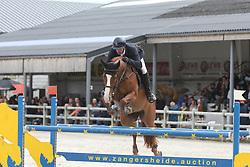 Van Den Broeck Tim, BEL, Zoe van't Kattenheye Z<br /> 4 years old Horses<br /> BK Young Horses Gesves 2021<br /> © Hippo Foto - Julien Counet