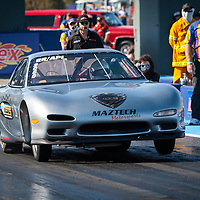 Peter Glover (2060) - Super Competition Mazda RX-7.