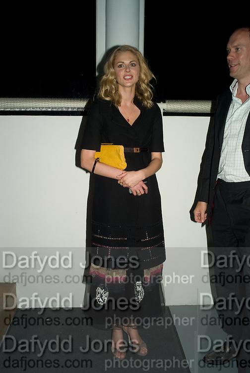 DONNA AIR; HARRY BLAIN, Shooting Stars- Mat Collishaw. Haunch of Venison. London. 10 July 2008 *** Local Caption *** -DO NOT ARCHIVE-© Copyright Photograph by Dafydd Jones. 248 Clapham Rd. London SW9 0PZ. Tel 0207 820 0771. www.dafjones.com.