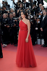 May 25, 2019 - Cannes, France - 72nd Cannes Film Festival 2019, Closing Ceremony Red Carpet. Pictured: Nadine Labaki (Credit Image: © Alberto Terenghi/IPA via ZUMA Press)