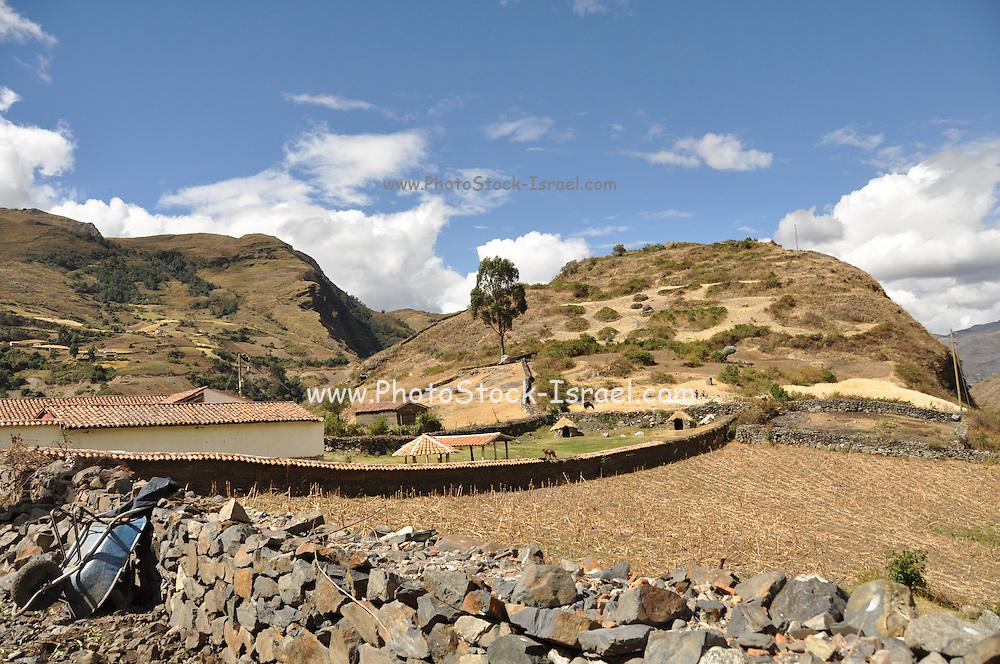 Peru, hacienda