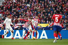 At. Madrid v Real Madrid - 09 February 2019