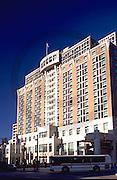Harrisburg, PA, Hilton Hotel, Market Square
