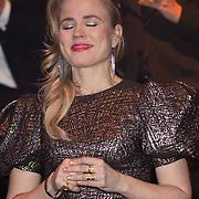 NLD/Amsterdam/20200211 - Uitreiking Edison Pop 2020, Ilse de Lange krijgt een award