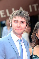James Buckley, The Inbetweeners 2 - World Film Premiere, Leicester Square, London UK, 05 August 2014, Photo by Richard Goldschmidt