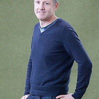 Stewart Foster at Edinburgh International Book Festival 2014<br /> 9th August 2014<br /> <br /> Picture by Russell G Sneddon/Writer Pictures<br /> <br /> WORLD RIGHTS