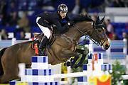 Abdel Said - Team Harmony Maureen<br /> Indoor Brabant 2007<br /> © DigiShots