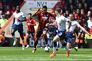 Bournemouth v Tottenham Hotspur 040519