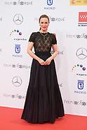 011621 26th Jose Maria Forque Awards - Red Carpet