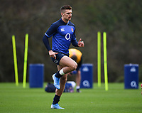 Rugby Union - 2020 Six Nations Championship - England Training Session & Press Conference pre-Ireland<br /> <br /> England's Henry Slade, at Pennyhill Park Hotel.<br /> <br /> COLORSPORT/ASHLEY WESTERN