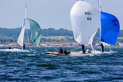 , Kühlungsborn - Dragon Grand Prix 12. - 16.06.2013, Drachen - BEL 80 - Blackout - van Cauwenbergh, Ben