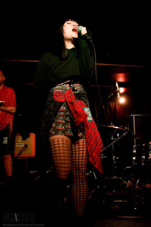T3eth performing live at the Mint Lounge during In The City 2010, Manchester, United Kingdom, 2010-10-13