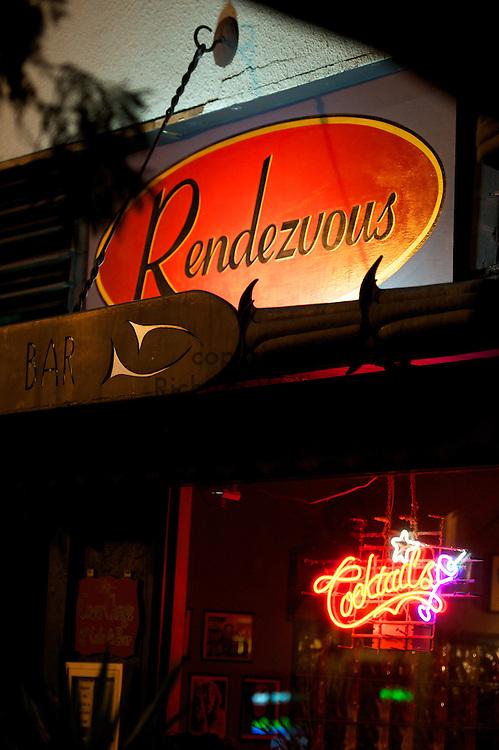 2010 October 15 -  Rendezvous, Belltown, Seattle, WA. CREDIT: Richard Walker