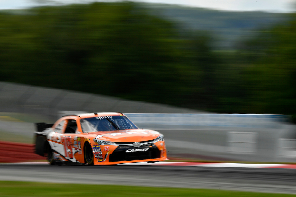 12-13 August, 2016, Lexington, Ohio USA<br /> Daniel Suarez, Arris Toyota Camry<br /> ©2016, Scott R LePage <br /> LAT Photo USA