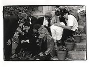 Olivia Channon, Oriel colelge, Oxford. 1985.