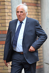 © London News Pictures. 12/06/2013 . Manchester, UK.  NEVILLE NEVILLE, Father of former Manchester United footballers Gary and Phil Neville LEAVING  Bury Magistrates Court in Bury where he is charged with one count of sexual assault  in relation to an alleged incident involving a 46-year-old woman. Photo credit : Steve Allen/LNP