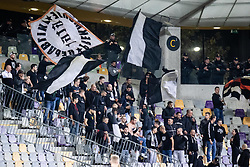 Black Gringos during football match between NS Mura and Rennes (FRA) in group stage of UEFA Europa Conference League 2021/22, on 20 of October, 2021 in Ljudski Vrt, Maribor, Slovenia. Photo by Blaž Weindorfer / Sportida