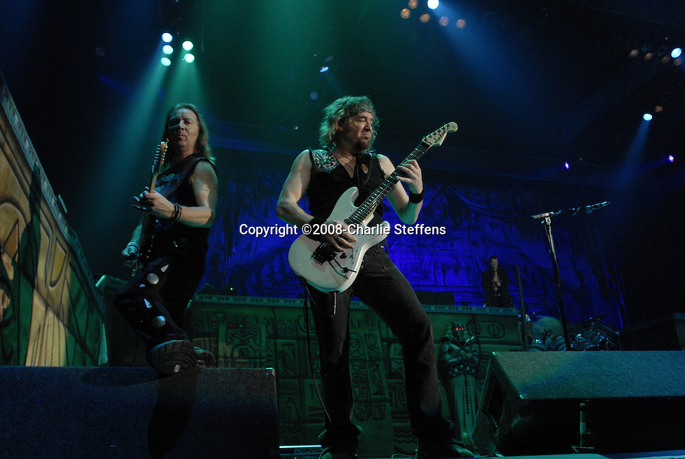 Iron Maiden<br /> The Forum<br /> Inglewood, CA<br /> 2/19/2008