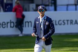 Fredricson Peder, SWE<br /> European Championship Riesenbeck 2021<br /> © Hippo Foto - Dirk Caremans<br />  03/09/2021