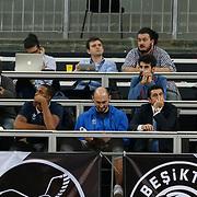 Besiktas's and Anadolu Efes's during their Turkish Basketball Spor Toto Super League match Besiktas between Anadolu Efes at the Abdi ipekci arena in Istanbul, Turkey, Saturday 14, November 2015. Photo by Aykut AKICI/TURKPIX