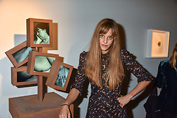 Charlotte Colbert at a VIP private view of 21st Century Women held at Unit London, Hanover Square, London England. 03 October 2018.