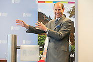 Prince Edward, Earl of Wessex, attend the Golden Award ceremony of the International Award for Young