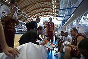 DESCRIZIONE : Brindisi Lega A 2012-13 Enel Brindisi Umana Venezia<br /> GIOCATORE : Time Out Umana Venezia<br /> CATEGORIA : Time Out<br /> SQUADRA : Enel Brindisi<br /> EVENTO : Campionato Lega A 2012-2013 <br /> GARA :  Enel Brindisi Umana Venezia<br /> DATA : 28/10/2012<br /> SPORT : Pallacanestro <br /> AUTORE : Agenzia Ciamillo-Castoria/V.Tasco<br /> Galleria : Lega Basket A 2012-2013  <br /> Fotonotizia : Brindisi Lega A 2012-13  Enel Brindisi Umana Venezia<br /> Predefinita :