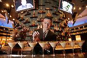 The Strip, Las Vegas, Nevada.Bar & Restaurant MGM Grand, Las Vegas, Nevada.