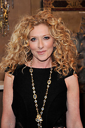 KELLY HOPPEN at a party to celebrate the publication of her new book - Kelly Hoppen: Ideas, held at Beach Blanket Babylon, 45 Ledbury Road, London W11 on 4th April 2011.