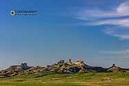 Finger Buttes in Carter County, Montana, USA
