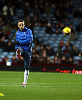 Photo: Mark Stephenson/Sportsbeat Images.<br /> Aston Villa v Tottenham Hotspur. The FA Barclays Premiership. 01/01/2008.Tottenham's Dimitar Berbatov