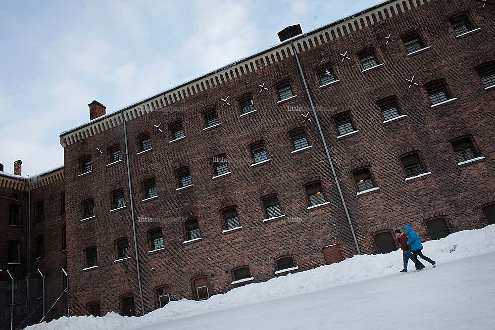 Norway imprisons children from fifteen years old. They mostly serve their time in prison in cells together with grown up hard core criminals. According to the United Nations Convention on the Rights of the Children, children are not to share a prison cell with grown up's. Story availible trought journalist Charlotte Bergløff. Photos: Christopher Olssøn.
