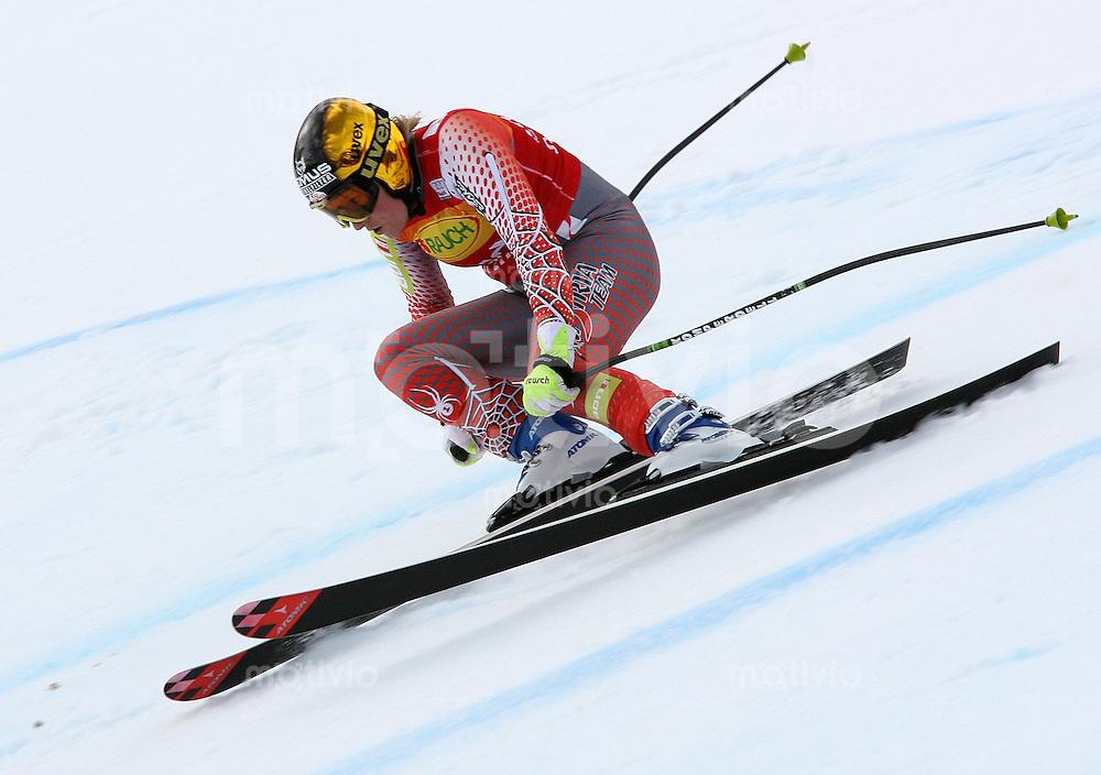 Ski Alpin; Saison 2006/2007  Damen Super G Renate Goetschel (AUT)