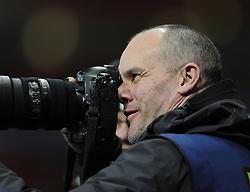 - Photo mandatory by-line: Joe Meredith/JMP - Tel: Mobile: 07966 386802 19/02/2014 - SPORT - FOOTBALL - London - Emirates Stadium - Arsenal v Bayern Munich - Champions League - Last 16 - First Leg