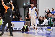 DESCRIZIONE : Eurolega Euroleague 2015/16 Group D Dinamo Banco di Sardegna Sassari - Brose Basket Bamberg<br /> GIOCATORE : MarQuez Haynes<br /> CATEGORIA : Ritratto Esultanza<br /> SQUADRA : Dinamo Banco di Sardegna Sassari<br /> EVENTO : Eurolega Euroleague 2015/2016<br /> GARA : Dinamo Banco di Sardegna Sassari - Brose Basket Bamberg<br /> DATA : 13/11/2015<br /> SPORT : Pallacanestro <br /> AUTORE : Agenzia Ciamillo-Castoria/C.Atzori