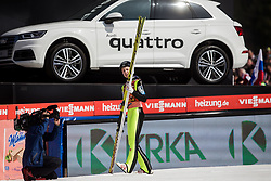 Markus Schiffner (AUT) during the Ski Flying Hill Men's Team Competition at Day 3 of FIS Ski Jumping World Cup Final 2017, on March 25, 2017 in Planica, Slovenia. Photo by Vid Ponikvar / Sportida