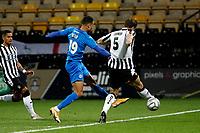 Alex Reid. Notts County FC 1-0 Stockport County FC. Vanarama National League. 15.12.20