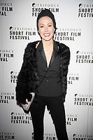 Amanda Mealing at the TriForce Short Film Festival gala ceremony, BFI Southbank, London, UK - 30 Nov 2019