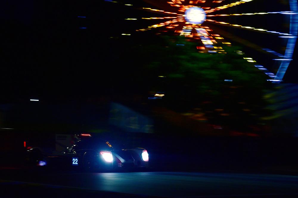 #22 United Autosports Ligier JSP217 Gibson: Philip Hanson, Filipe Albuquerque, Paul di Resta<br /> Wednesday 13 June 2018<br /> 24 Hours of Le Mans<br /> 2018 24 Hours of Le Mans<br /> Circuit de la Sarthe  FR<br /> World Copyright: Scott R LePage