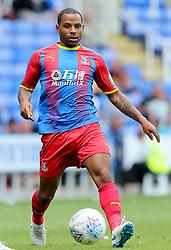 Crystal Palace Captain Jason Puncheon during the pre-season friendly match at the Madejski Stadium, Reading.