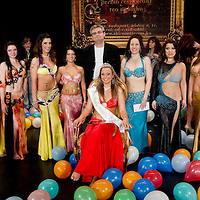 Miss Bellydance Hungary competition held in Budapest, Hungary. Saturday, 15. May 2010. / EUROPRESS
