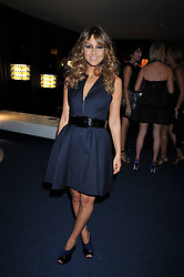 RACHEL STEVENS at the annual GQ Awards held at the Royal Opera House, Covent Garden, London on 8th September 2009.