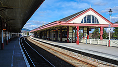 Railway Station | Avimore | 3 April 2013